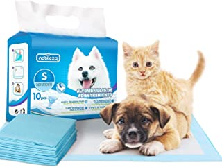 comprar comparacion Nobleza - 100 x Empapadores Perros Alfombrilla higiénica de Entrenamiento para Perros. Ultraabsorbente 60cm*40cm.