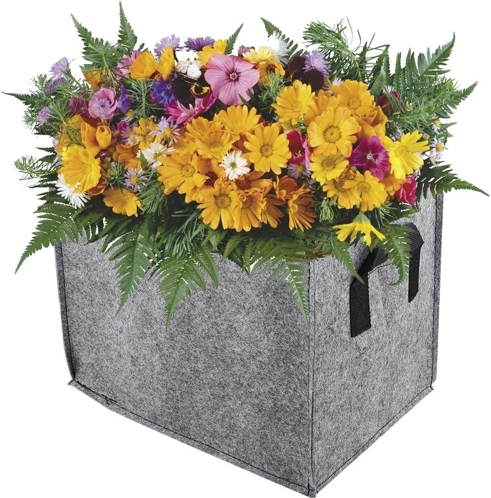 Alapaste Garden Grow Bag Max 44% OFF Factory outlet Felt Container Plant Waterproof Ga