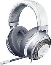 Razer Kraken Gaming Headset: Lightweight Aluminum Frame – Retractable Noise..