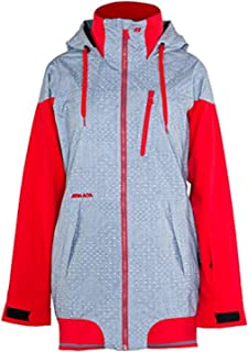Armada Women's Gypsum: Ski Jacket (Chambray, Large)