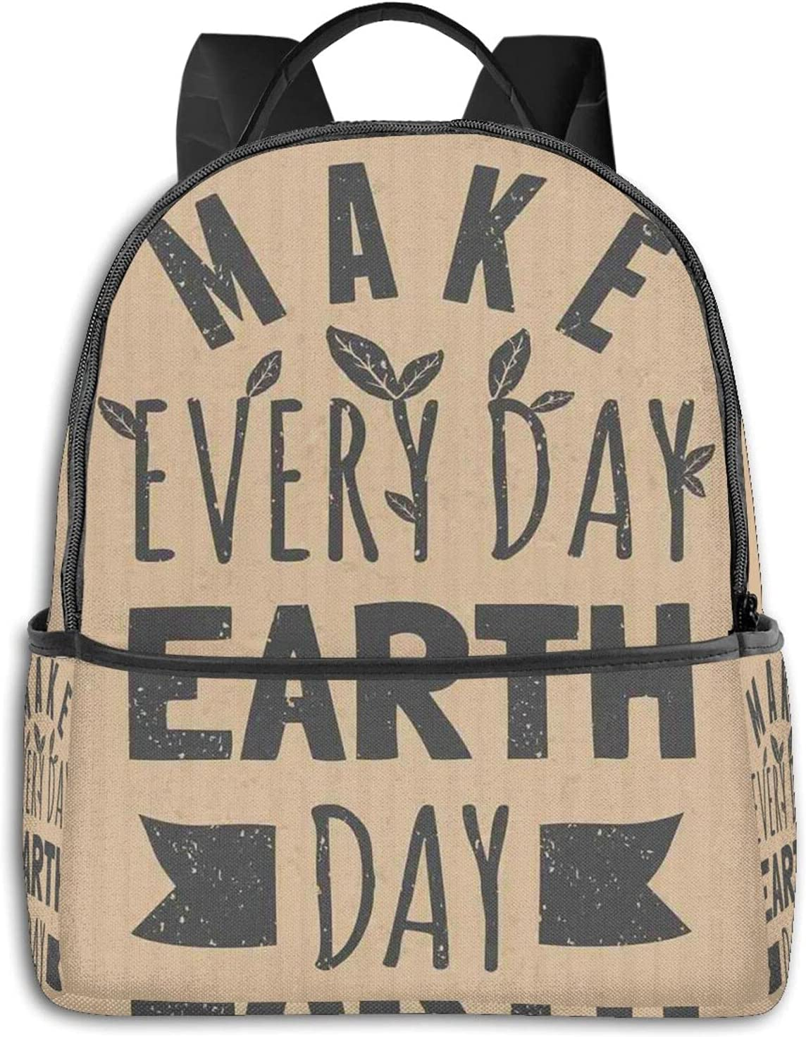 Typographic Design Quote For Earth Day Le With Grunge Low price Max 45% OFF And Effect