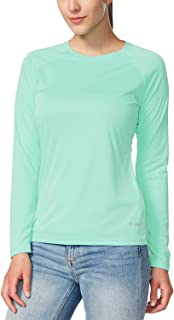 BALEAF Women's UPF 50+ Sun Protection T-Shirt Long/Short Sleeve Outdoor Performance