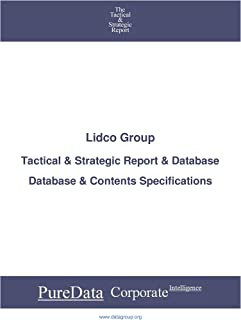 Lidco Group: Tactical & Strategic Database Specifications - Frankfurt perspectives (Tactical & Strategic - Germany Book 4838)