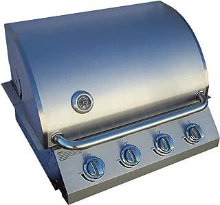 diamondback built in grill