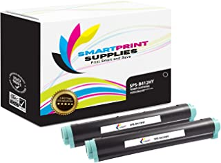 Smart Print Supplies Compatible 45807105 Black High Yield Toner Cartridge Replacement for Okidata B412DN B432DN B512DN, MB472 MB492 MB562 Printers (7,000 Pages) - 2 Pack