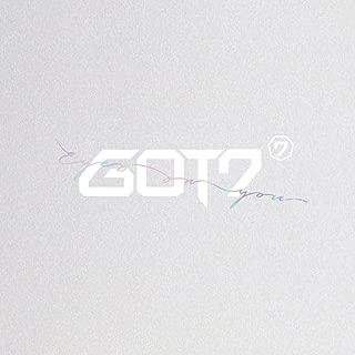 GOT7 - Eye On You [EYES ver.] CD+Photobook+3 Photocards+Folded Poster+Extra Photocard