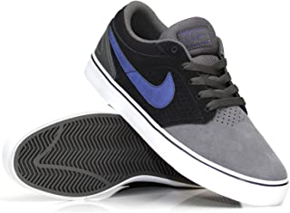 Sb Paul Rodriguez 5 Lr Sneaker - Midnight Fog Royal Blue Black: Uk 10/eur 45/us 11