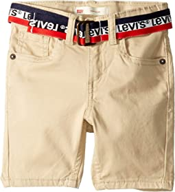 511 Slim Fit Soft Brushed Twill Shorts (Toddler)
