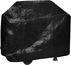 Savage Island grillafdekking met elastische band 200 * 83 * 139cm zwart