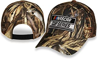 NASCAR Cup Series True Timber Camo Baseball Hat/Cap with Snap Back Closure