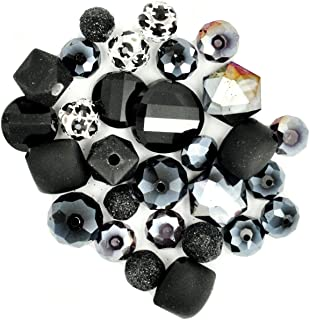 Jesse James Beads 5918 Design Elements After Dark, Black