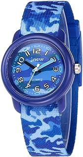 Kinderhorloge Cartoon Horloge Waterdicht Kinderlint Cartoon Quartz horloge