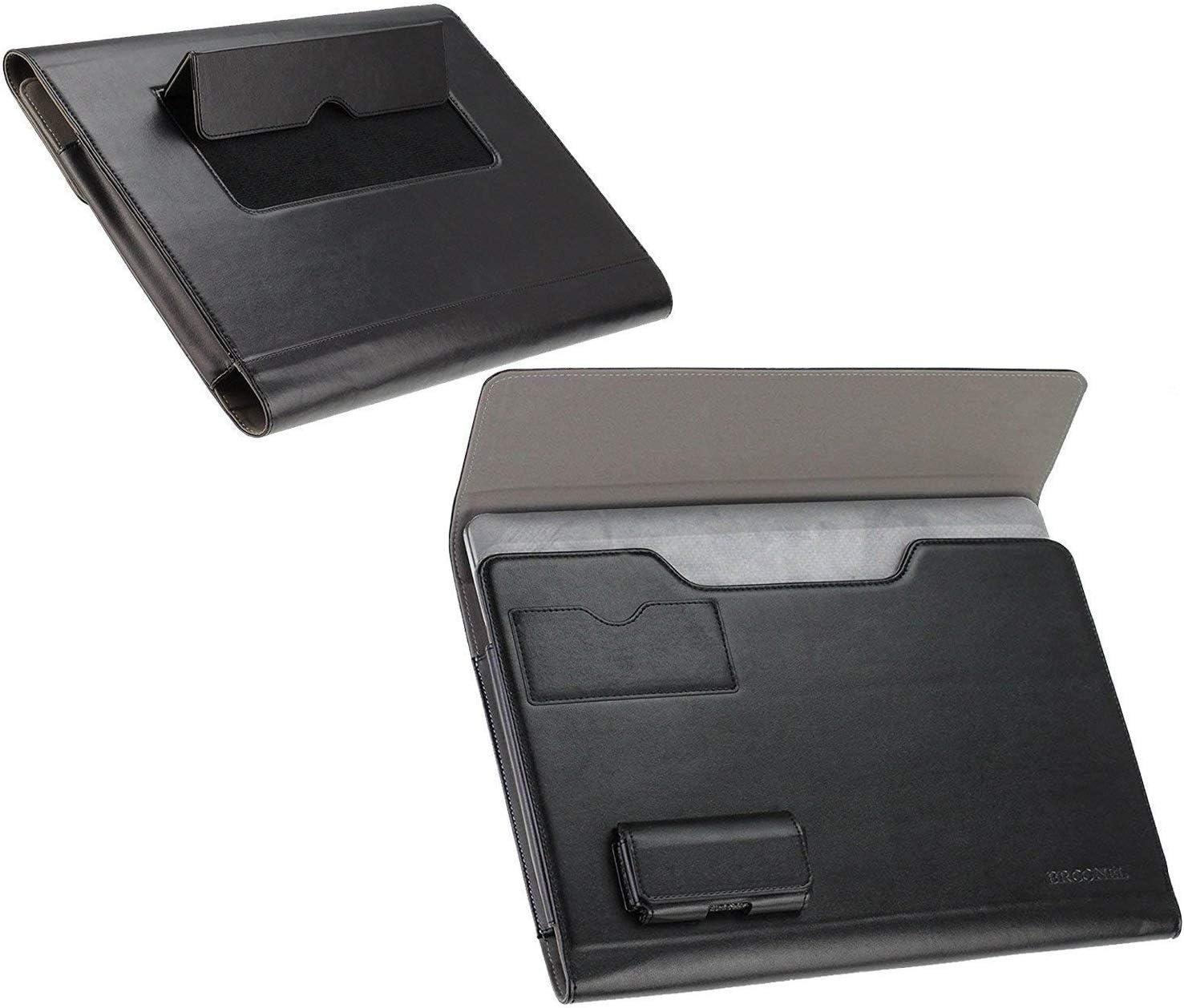 Navitech Sales Broonel - Prestige Black Folio Comp Laptop Case Cover Sale price