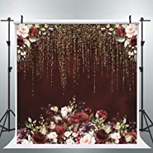 8x8FT Vinyl Photography Backdrop,Wedding,Valentines Bow Tie Background for Selfie Birthday Party Pictures Photo Booth Shoot
