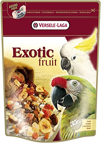 Versele Laga Exotic Fruit Bird Food, 600 g