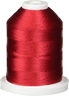Robison-Anton Rayon Super Strength Thread, 1100-Yard, Radiant Red