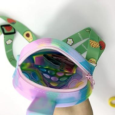 Bubbles Shoulder Bag for Girls