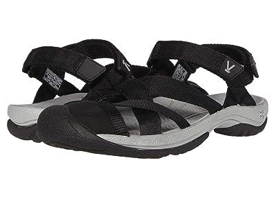 KEEN Kira Ankle Strap (Black) Women