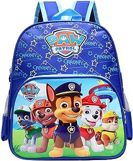 Paw Patrol Mochilas Patrulla Canina, Mochila Escolar Mighty Pups, Material Escolar para Niños, Mochila Infantil Colegio o ...