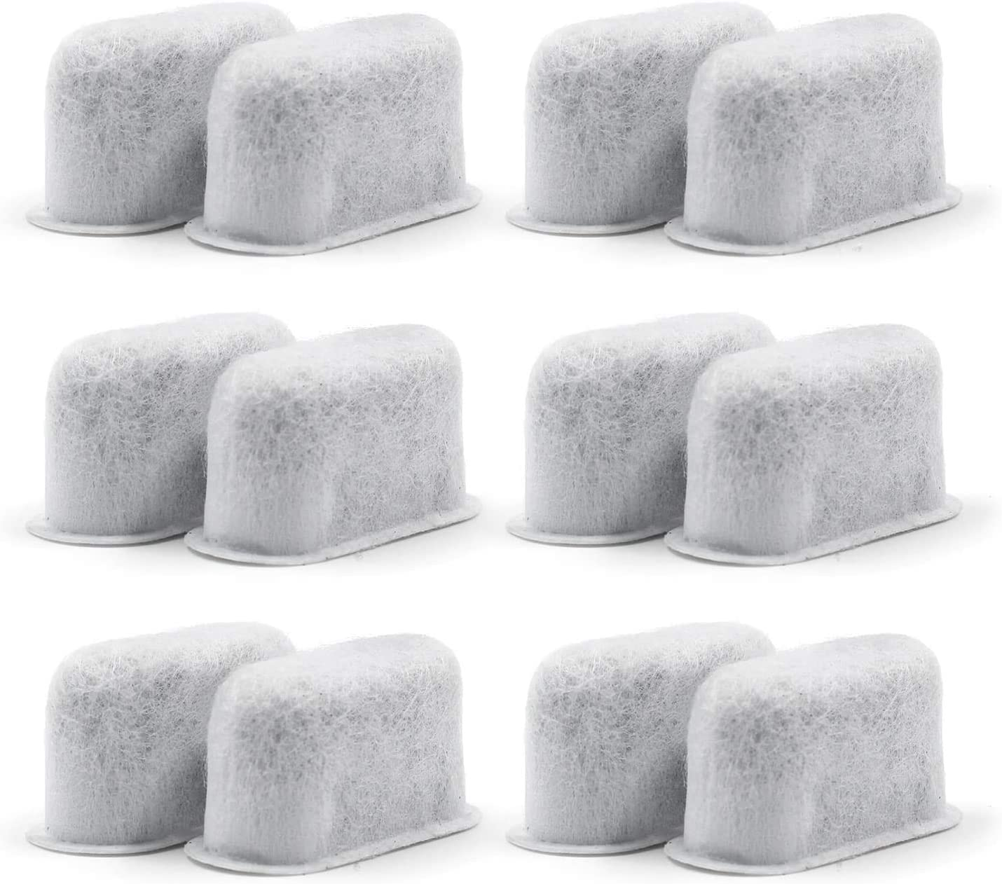 Hromen 12-Pack Coffee Fashion Filter Cuisinart Ma All Replacement Fort Worth Mall