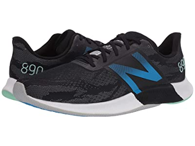 New Balance 890v8 (Black/Multicolor) Men