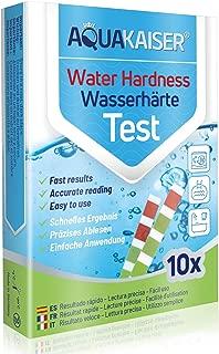Mejor Test Dureza Agua de 2020 - Mejor valorados y revisados