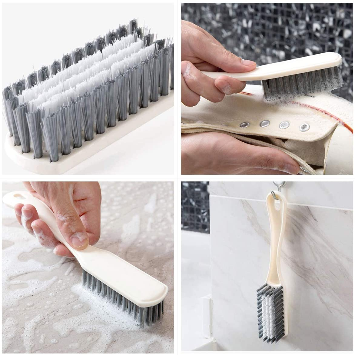 Buy 9 Pack Deep Cleaning Brush Set Kitchen Cleaning Brushes ...