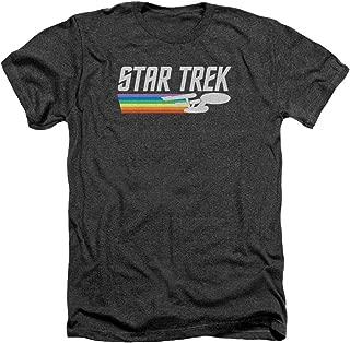 Star Trek Hyperspace Spectrum T Shirt & Stickers