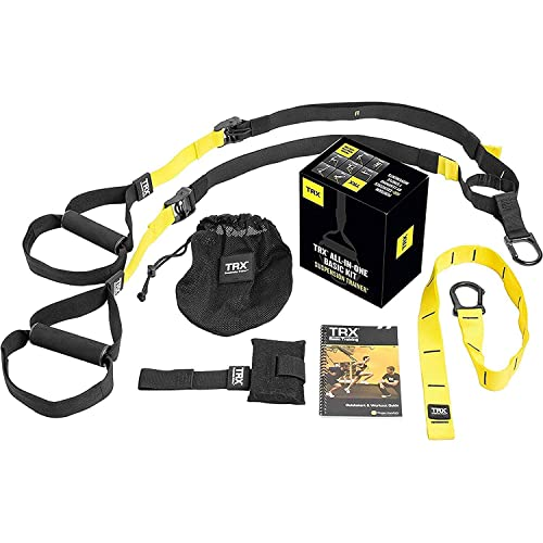 TRX ALL-IN-ONE Suspension Training System: Full Body Workouts for your Home