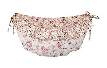 Amazon Com Cotton Tale Designs Toy Bag Tea Party Nursery Hanging Organizers Baby