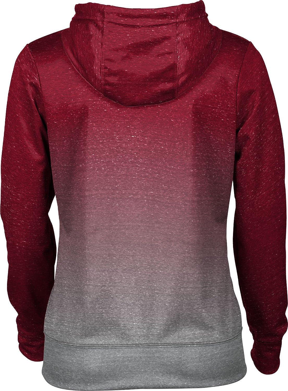 ProSphere Eastern Washington University Girls' Pullover Hoodie, School Spirit Sweatshirt (Ombre)