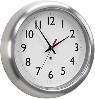 umbra STATION WALL CLOCK(ステーション ウォールクロック) アルミニウム 2118675-008