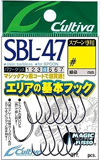 オーナー針 SBL-47 シングル47 バーブレス