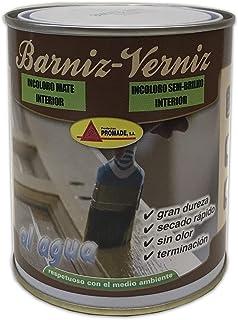 Promade - Barniz al agua MATE 750 ml