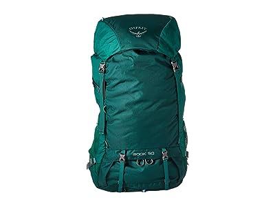 Osprey Rook 50 (Mallard Green) Backpack Bags