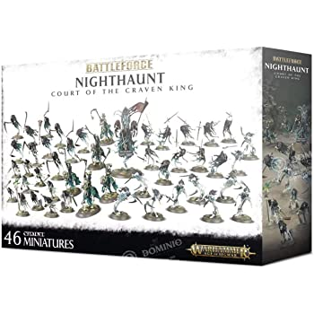 Warhammer AoS - Nighthaunt Court of The Craven King