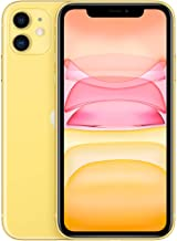 Apple iPhone 11 (64 GB) - en Amarillo