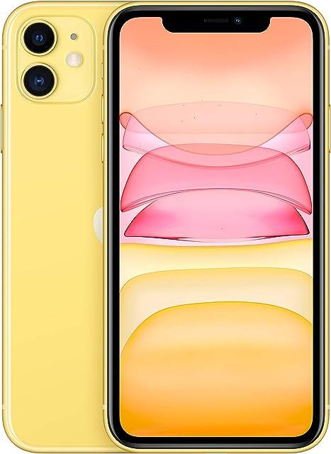 Apple iPhone 11 (128GB) - en Amarillo