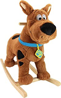 plush rocking horse with sound costco