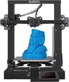 ELEGOO Stampante 3D NEPTUNE 2 FDM con scheda madre silenziosa, alimentazione di sicurezza, ripresa della stampa e piastra ...