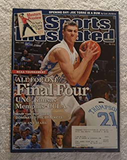 2a47bae74a8 Tyler Hansbrough - North Carolina Tar Heels - 2008 NCAA Tournament - Final  Four - Regional
