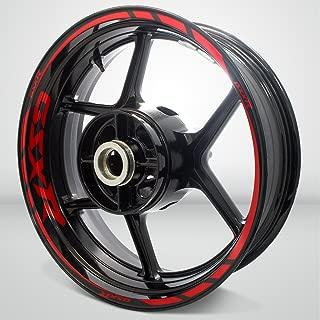suzuki wheel decals