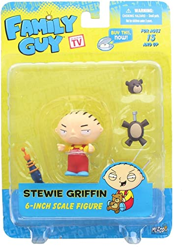 deportes calientes Family Guy Classic Stewie Stewie Stewie Griffin 6  Scale Figure  Venta al por mayor barato y de alta calidad.