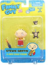 Family Guy Stewie Griffin 6in Scale Action Figure