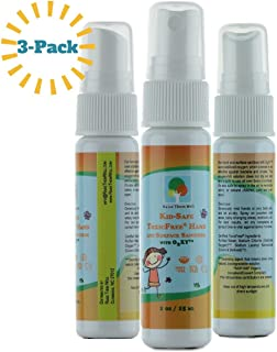 3-Pack, Kid-Safe, ToxicFree® Hand and Surface Sanitizer. Uses Stabilized Oxygen to Disinfect. Safe for Children, Pets, Even Around Eyes.