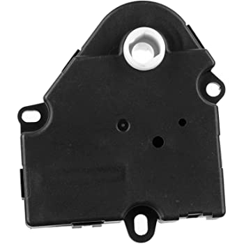 Four Seasons HVAC Mode Door Actuator for 2000-2005 Cadillac DeVille yy