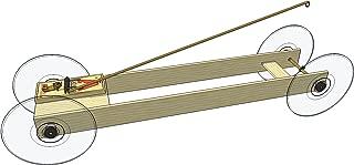DOC FIZZIX The Wrangler Mousetrap Car Kit