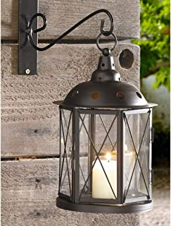 Best wall hanging candle lanterns Reviews