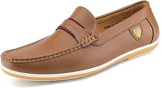 Bruno Marc Men's Bush Driving Loafers Moccasins Shoes