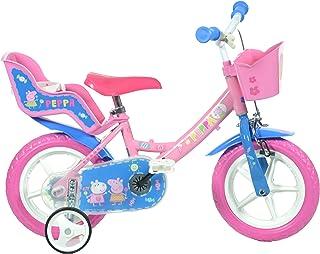 Dino Bikes 124RL-PIG Peppa Pig Buscando a Dory, Bicicleta